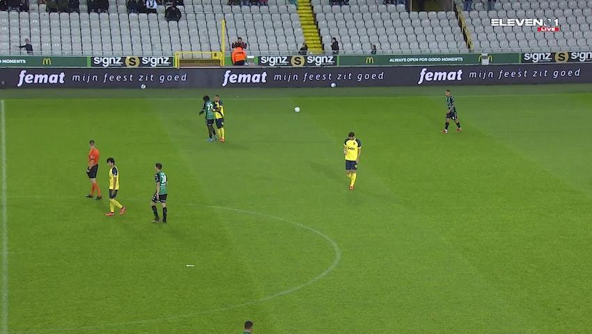 Samenvatting Cercle Brugge vs. Union Saint-Gilloise