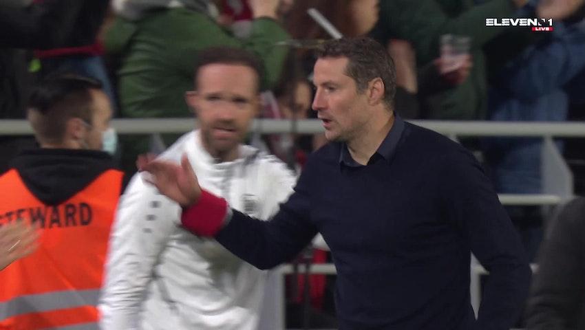 Samenvatting Royal Antwerp FC vs. KAA Gent
