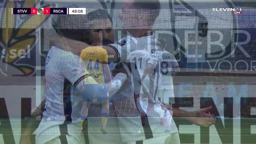 Lior Refaelov Penalty vs. STVV