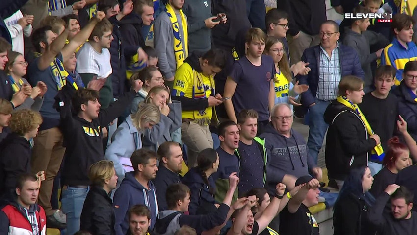 Samenvatting STVV vs. RSC Anderlecht