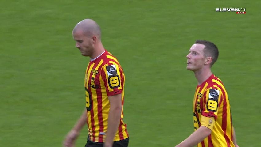 Samenvatting K. Beerschot V.A. vs. KV Mechelen
