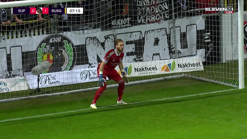 Deniz Undav Penalty vs. KAS Eupen