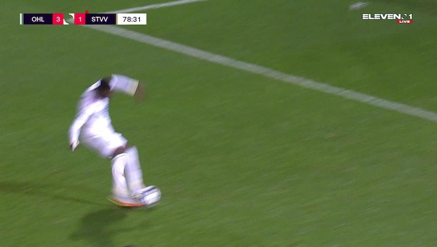 Sory Kaba Penalty vs. STVV