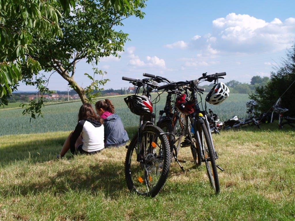 Na kole po Kyjovsku