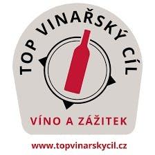 Top vinařský cíl logo