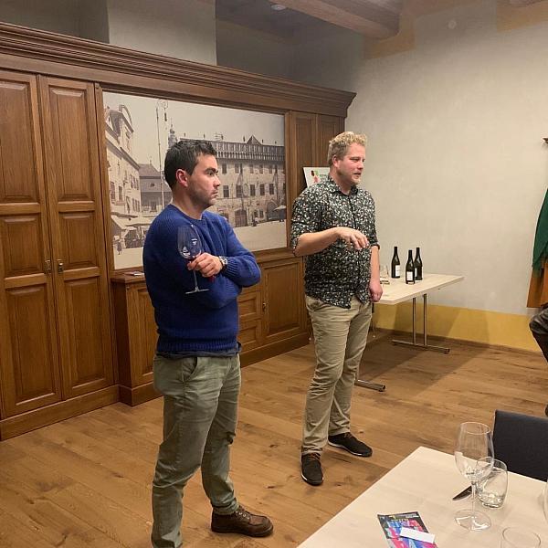 Naturální vína Čech a Moravy - J. Čulík **MIMOŘÁDNÁ OPATŘENÍ – AKCE PŘESUNUTA NA JARO**