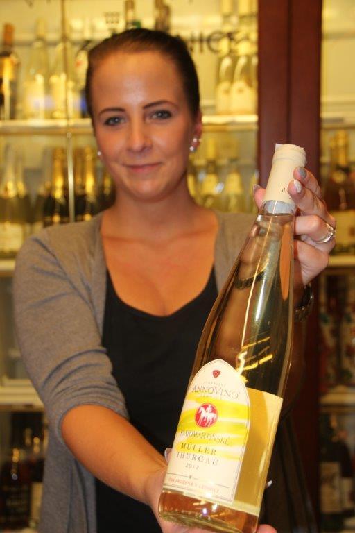 Svatomartinská vína v Domě Vína