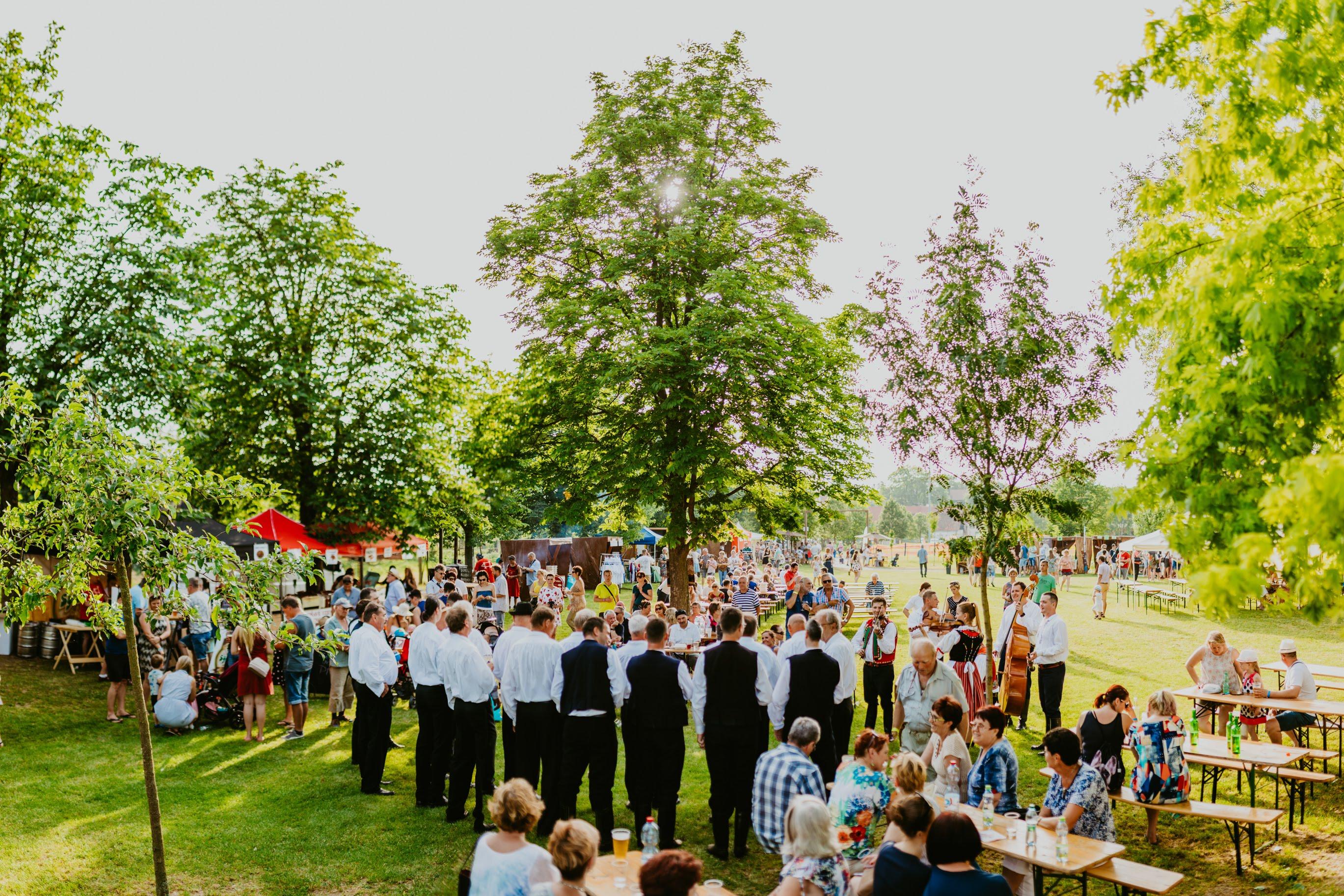Folklorní festival Kraj beze stínu XXXII. ročník