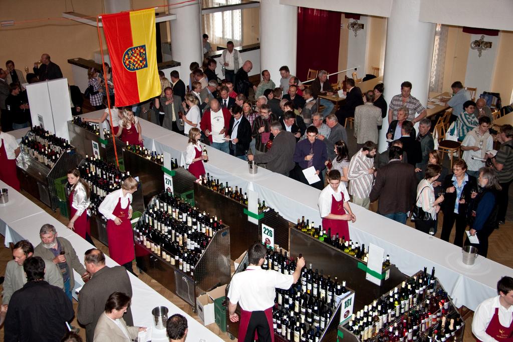 30 vín Modrých Hor