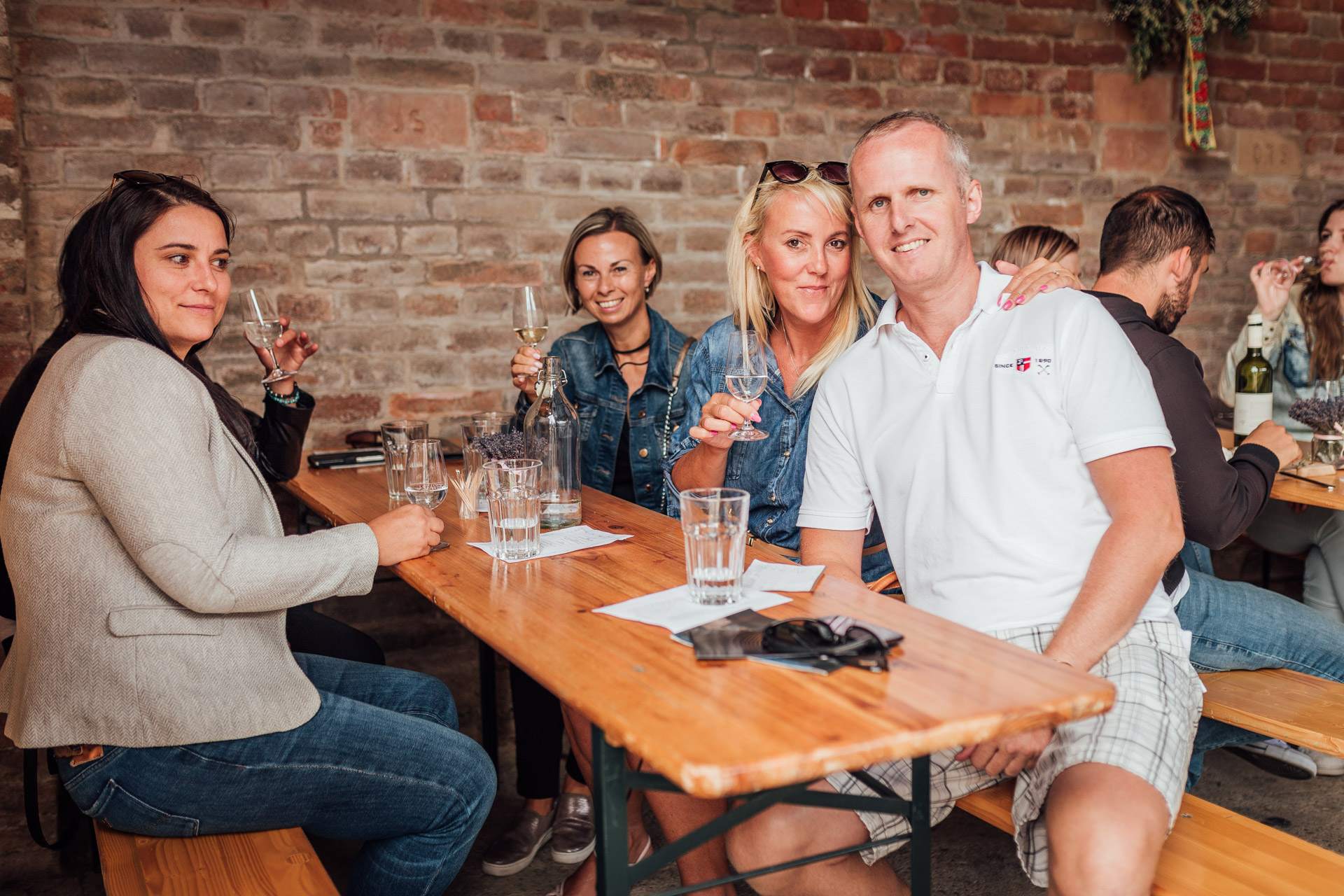 Grilování s rosé víny na Vinařském dvoře