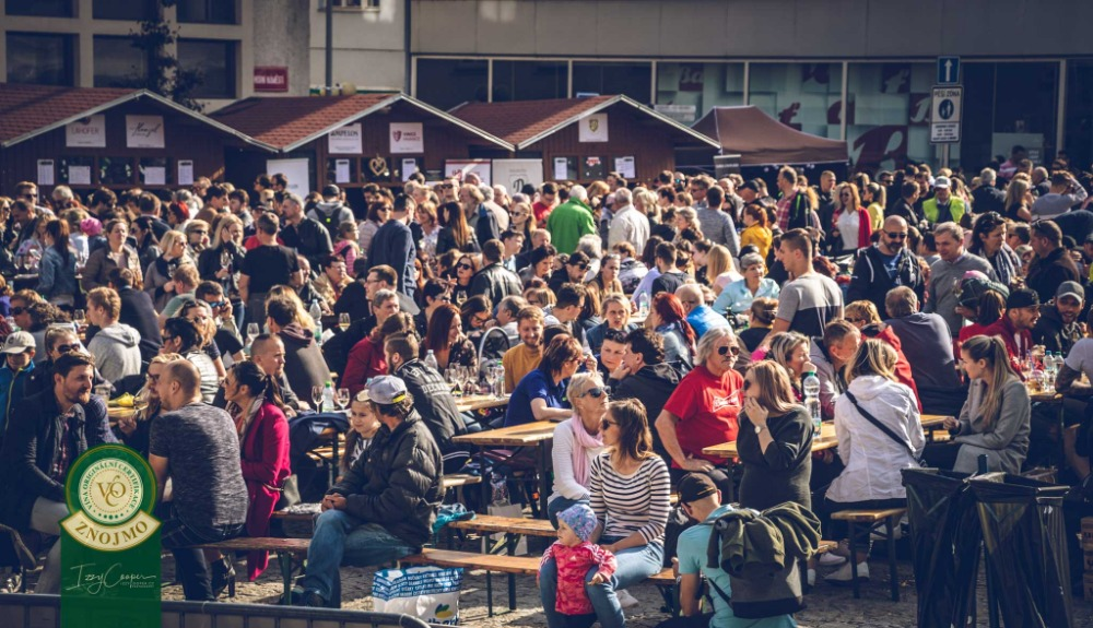 Festival vína VOC Znojmo v Praze