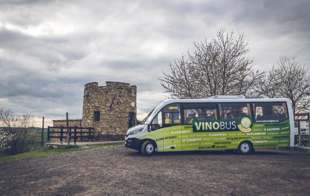 Vinobus VOC Znojmo - zahájení sezony