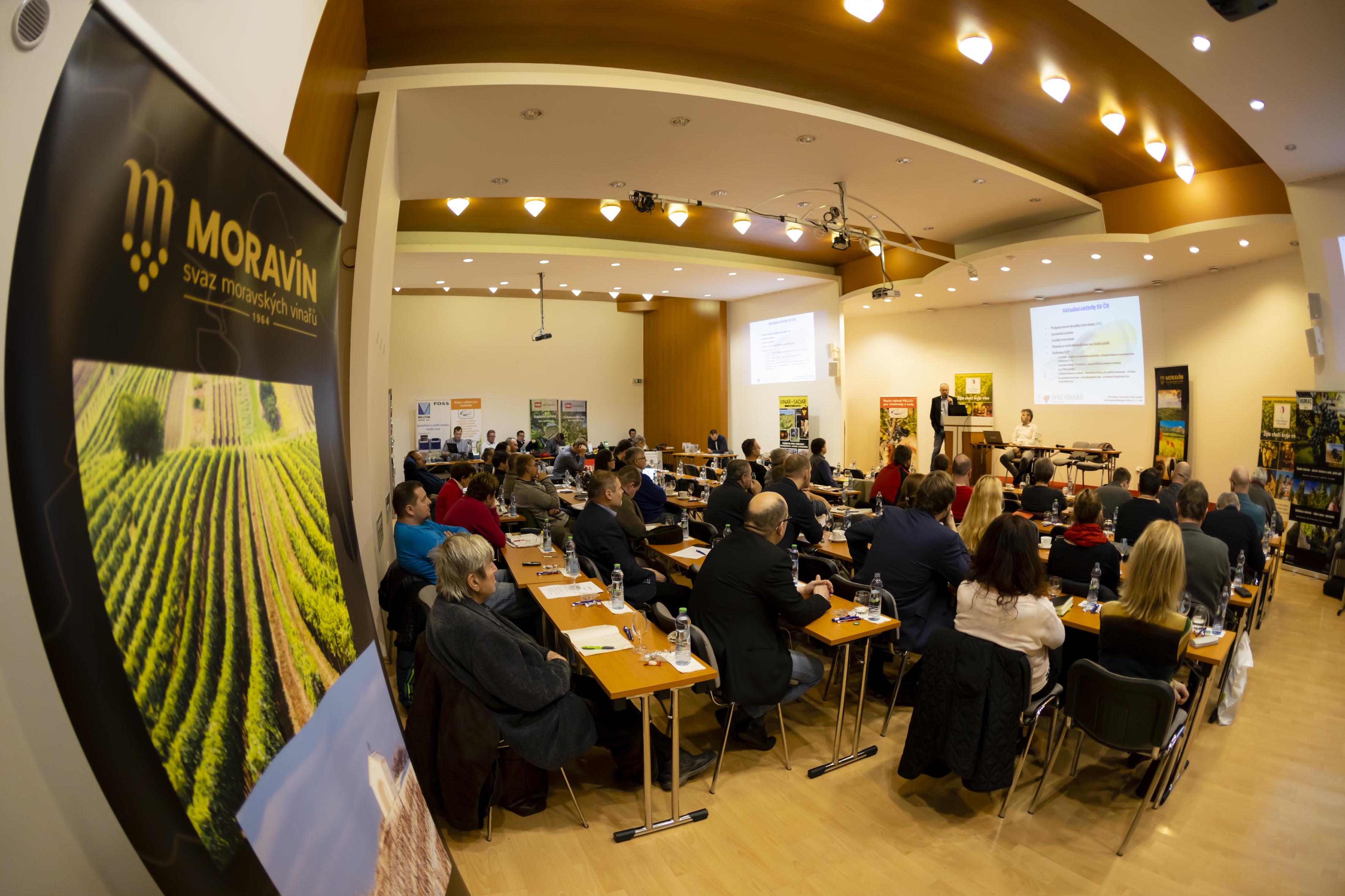 Vinohradnicko-vinařské semináře 2021