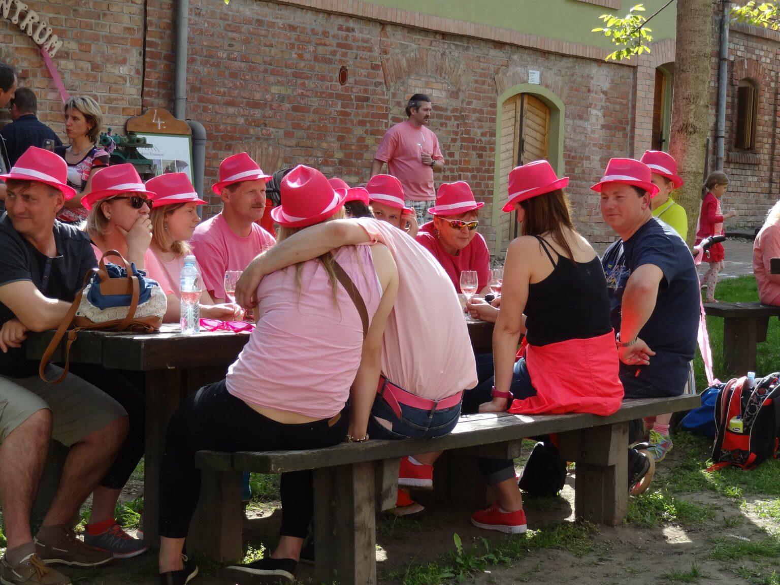 Moravská v růžovém