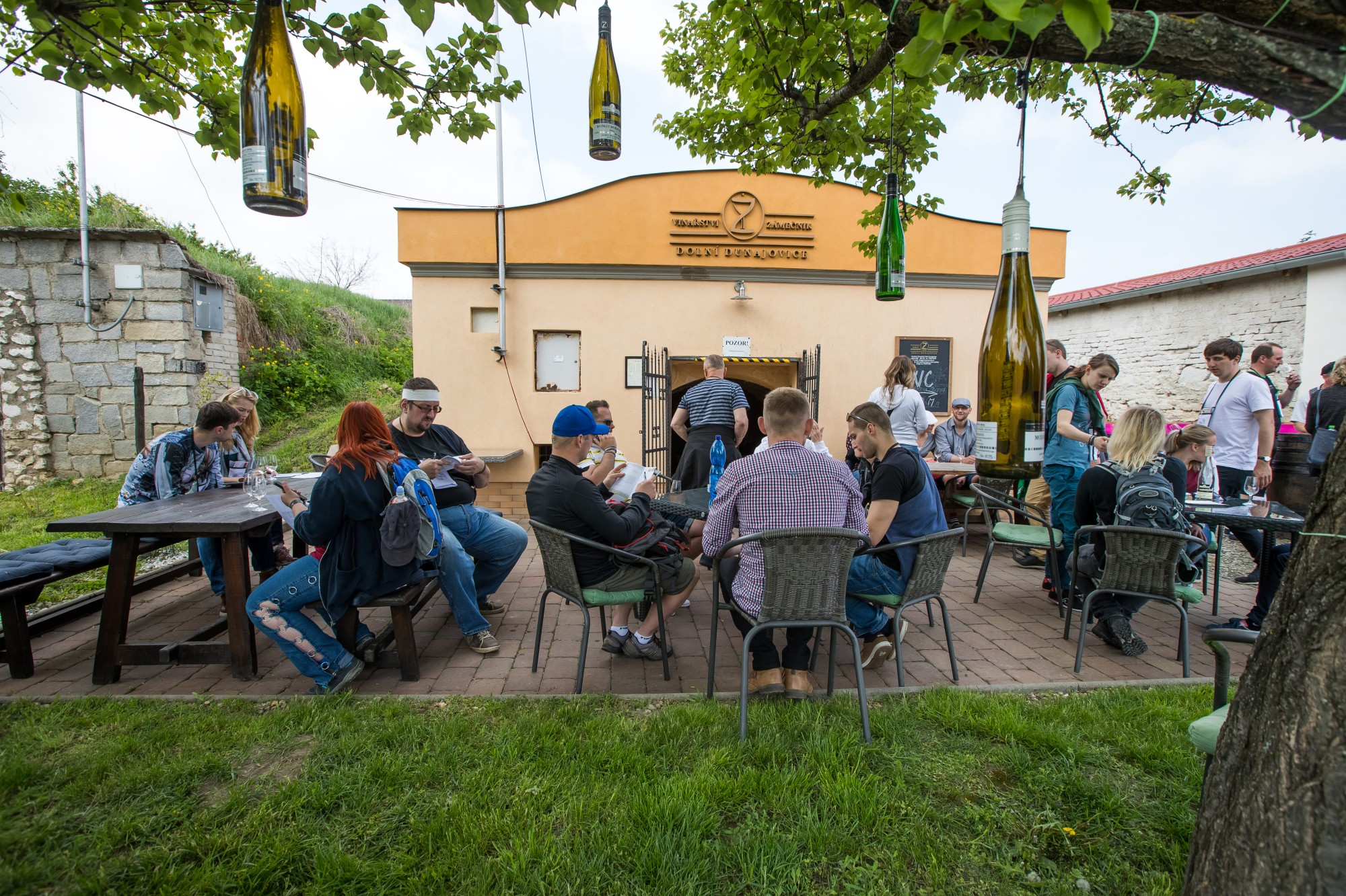 Letní otevřené sklepy - Dolní Dunajovice a Březí