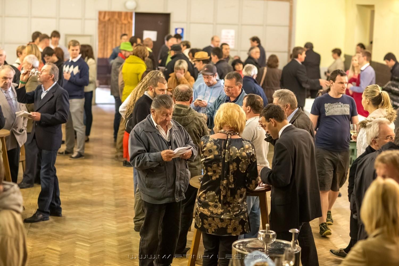 Výstava vín - Dolní Dunajovice