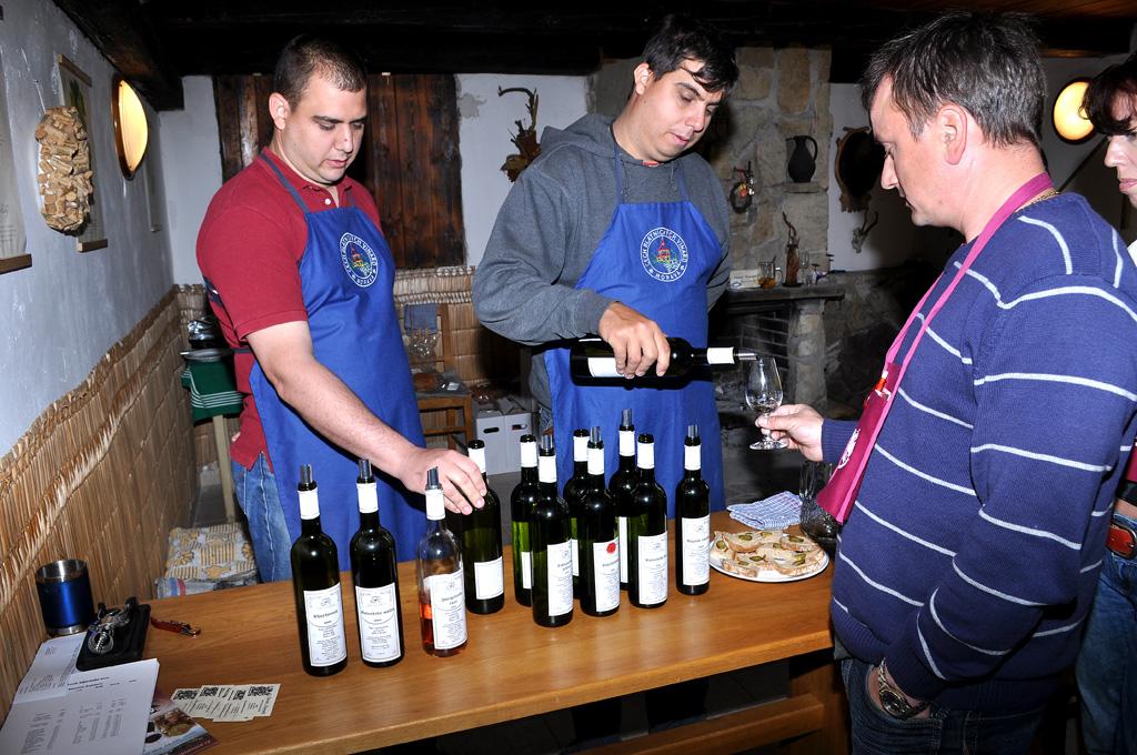Do Blatnice k vinařovi