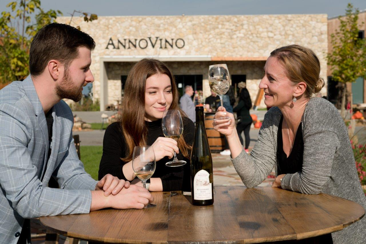 Lednické otevření vinařské sezóny ANNOVINO