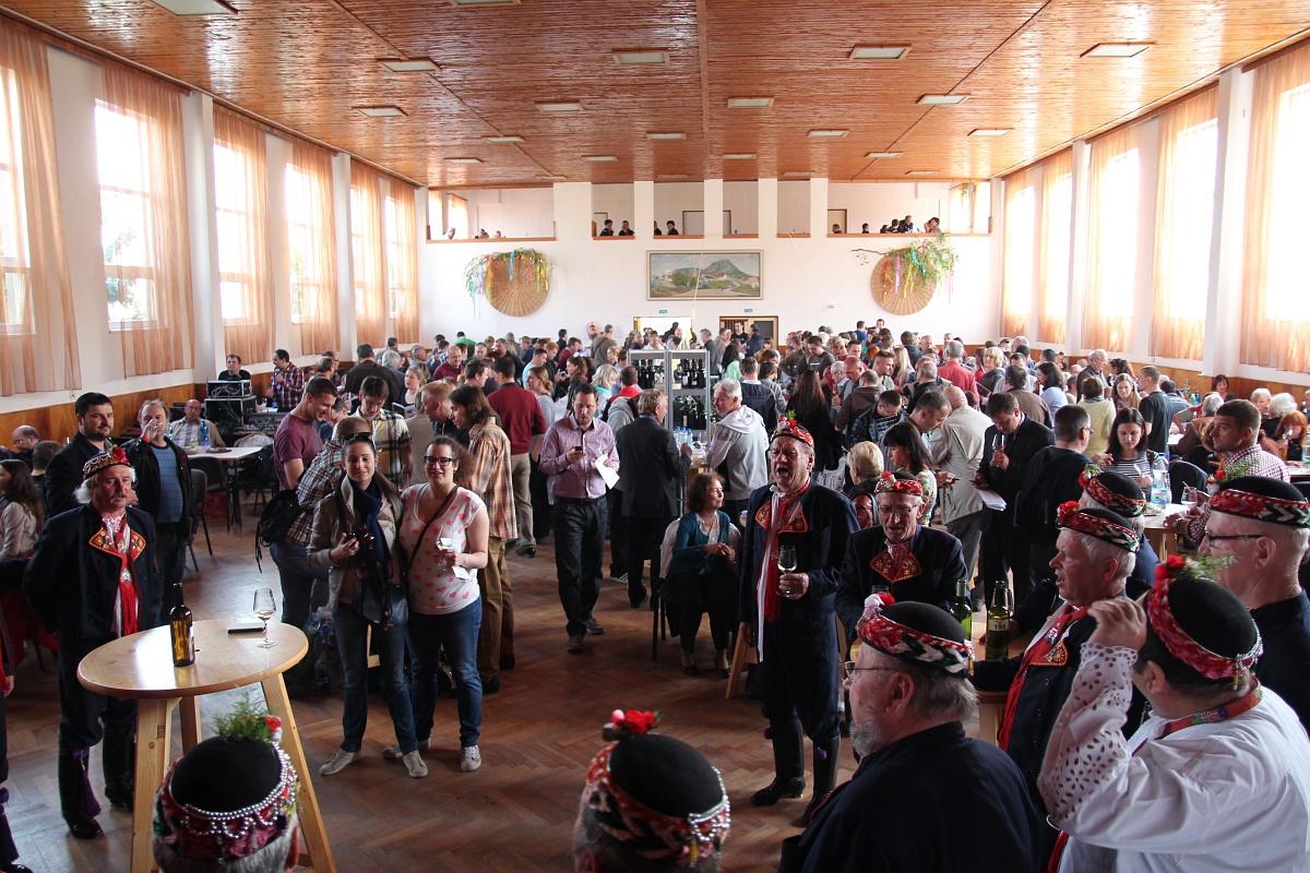 Tradiční výstava pálavských vín v Pavlově *** V TOMTO OTERMÍNU ZRUŠENO KVŮLI EPIDEMICKÉ SITUACI ***