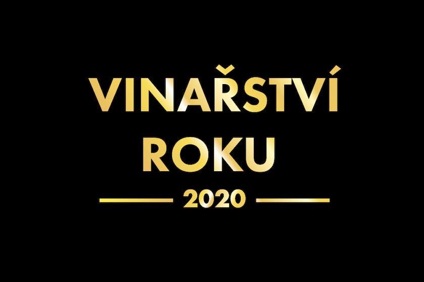 Vinařství roku 2020 logo