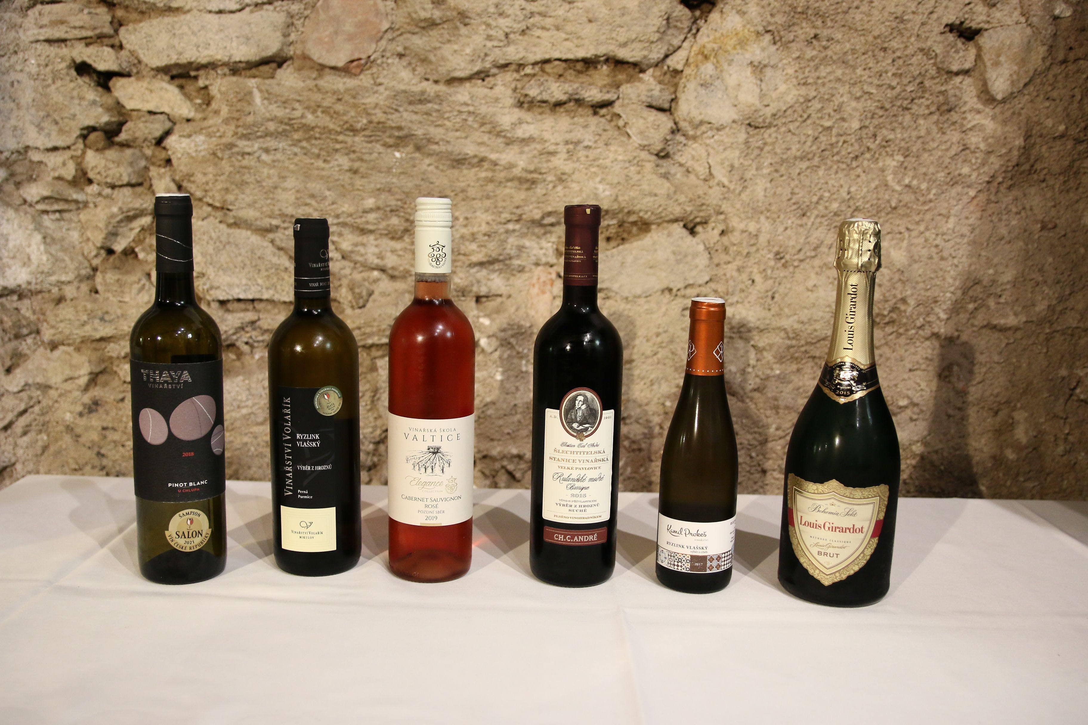 Dárek Vínoce 2020 Salon vín