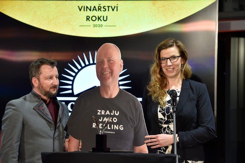Sonberk Vinařství roku 2020