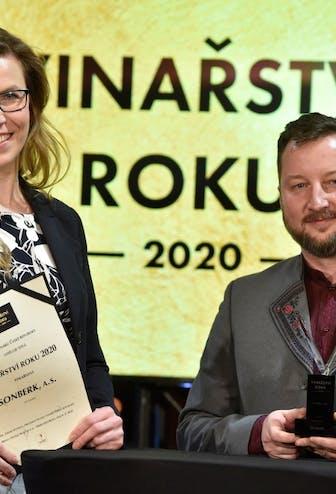 Vinařství roku 2020 Sonberk
