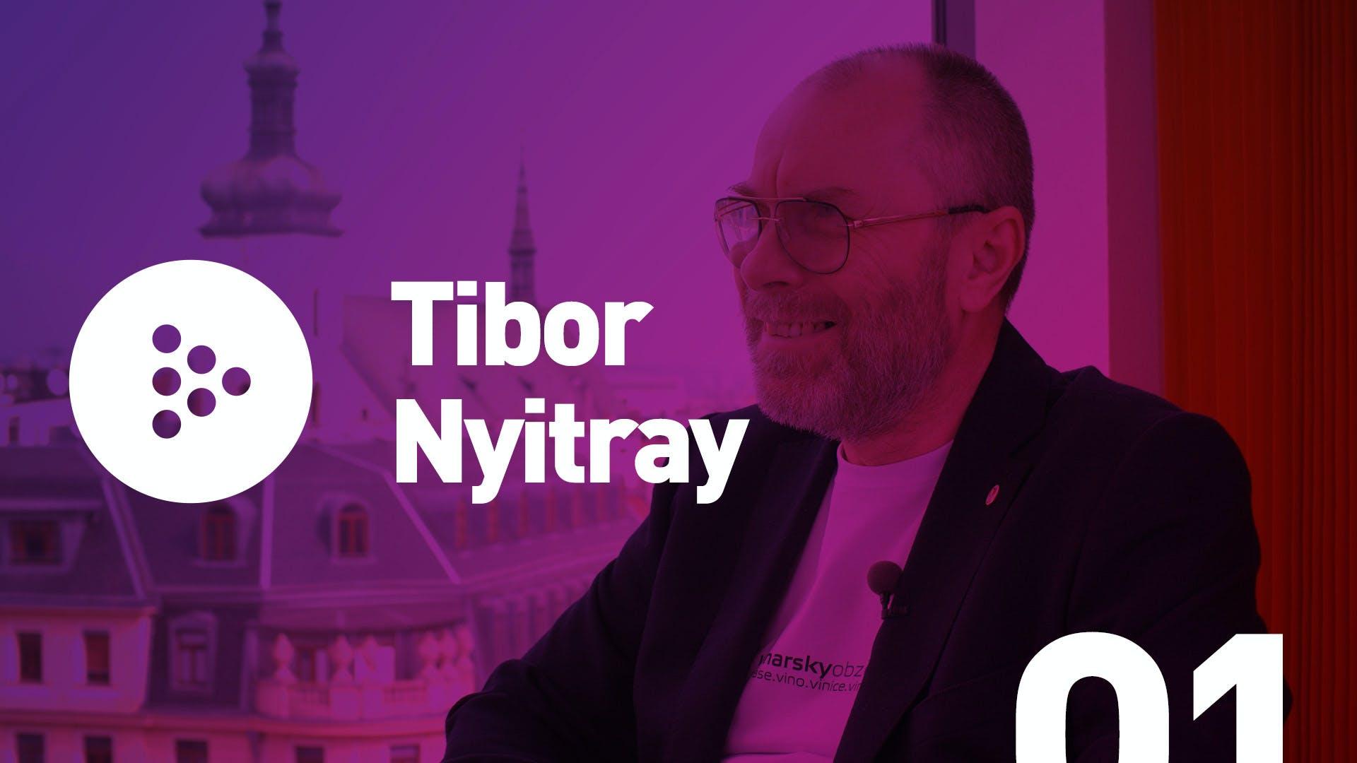 Podcast Tibor