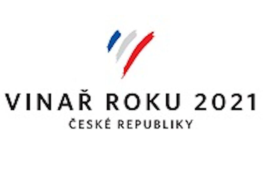 Vinař roku 2021 logo