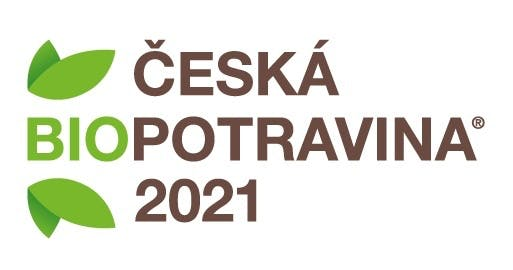 Česká biopotravina - logo 2021