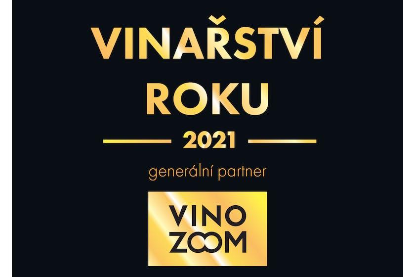 Vinařství roku 2021 logo