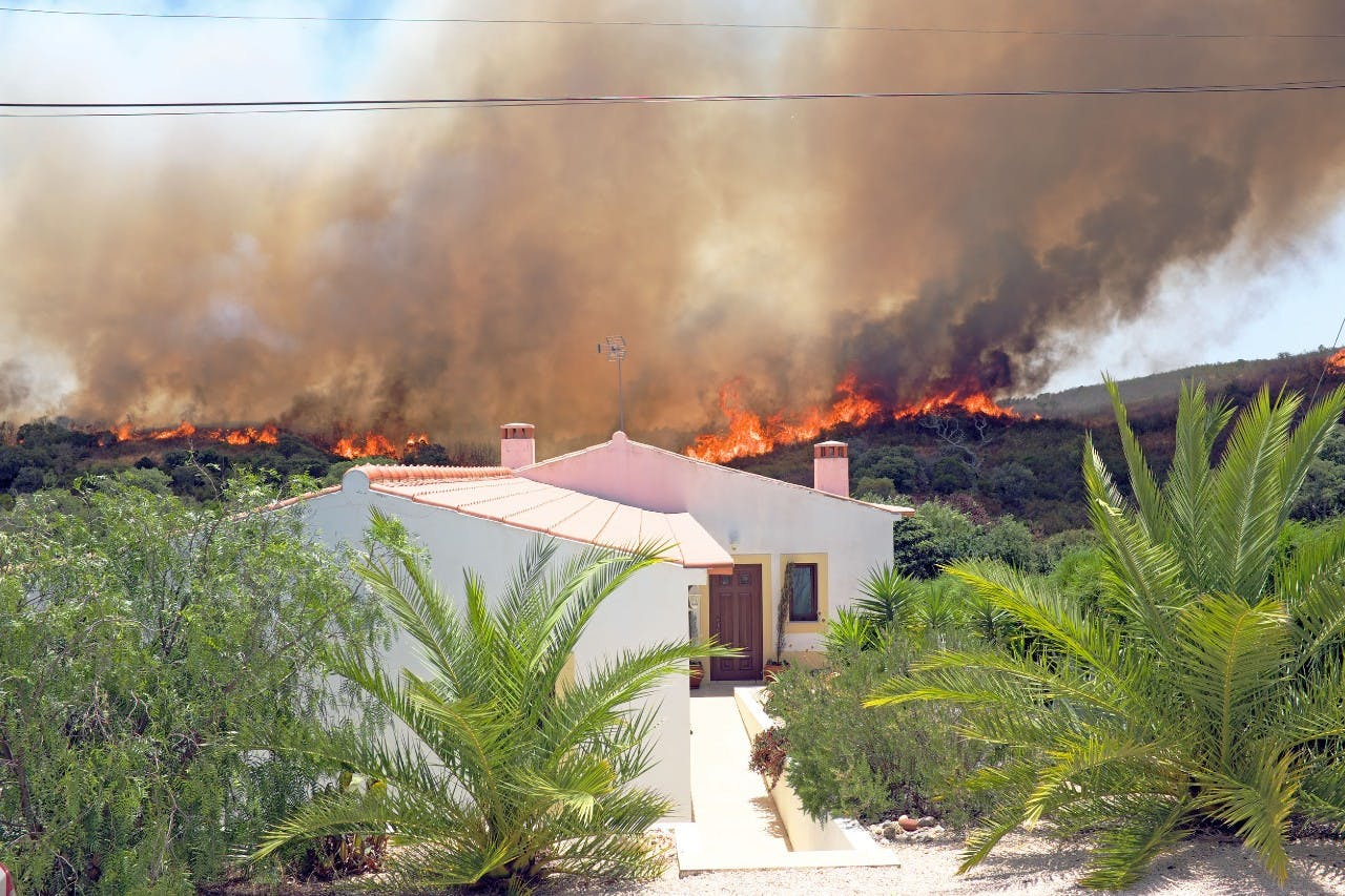 How Wildfires Affect Commercial and Homeowners Insurance