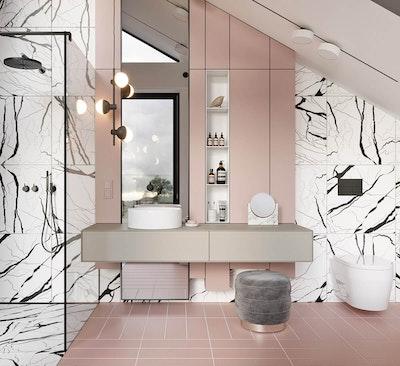 [] moderne badkamer