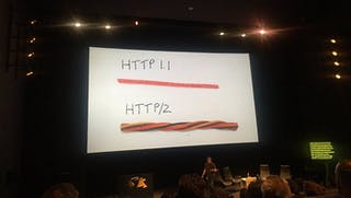 Difference between HTTP/1 and HTTP/2