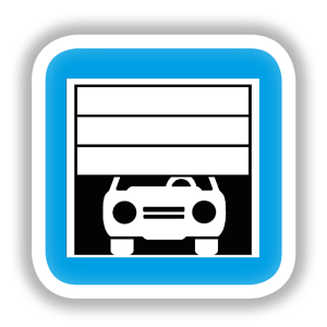 Icône Portes de garage FERMAP