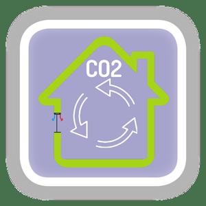 Icône Système de ventilation FERMAP