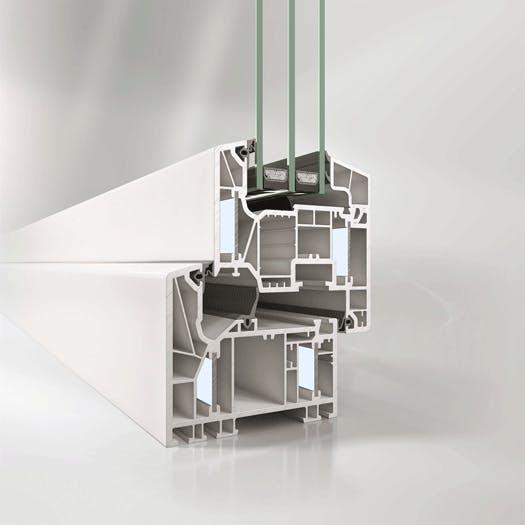 Fenêtre FERMAP - Gamme Titanium