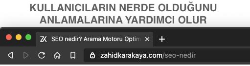 Tutarlı URL Yapısı