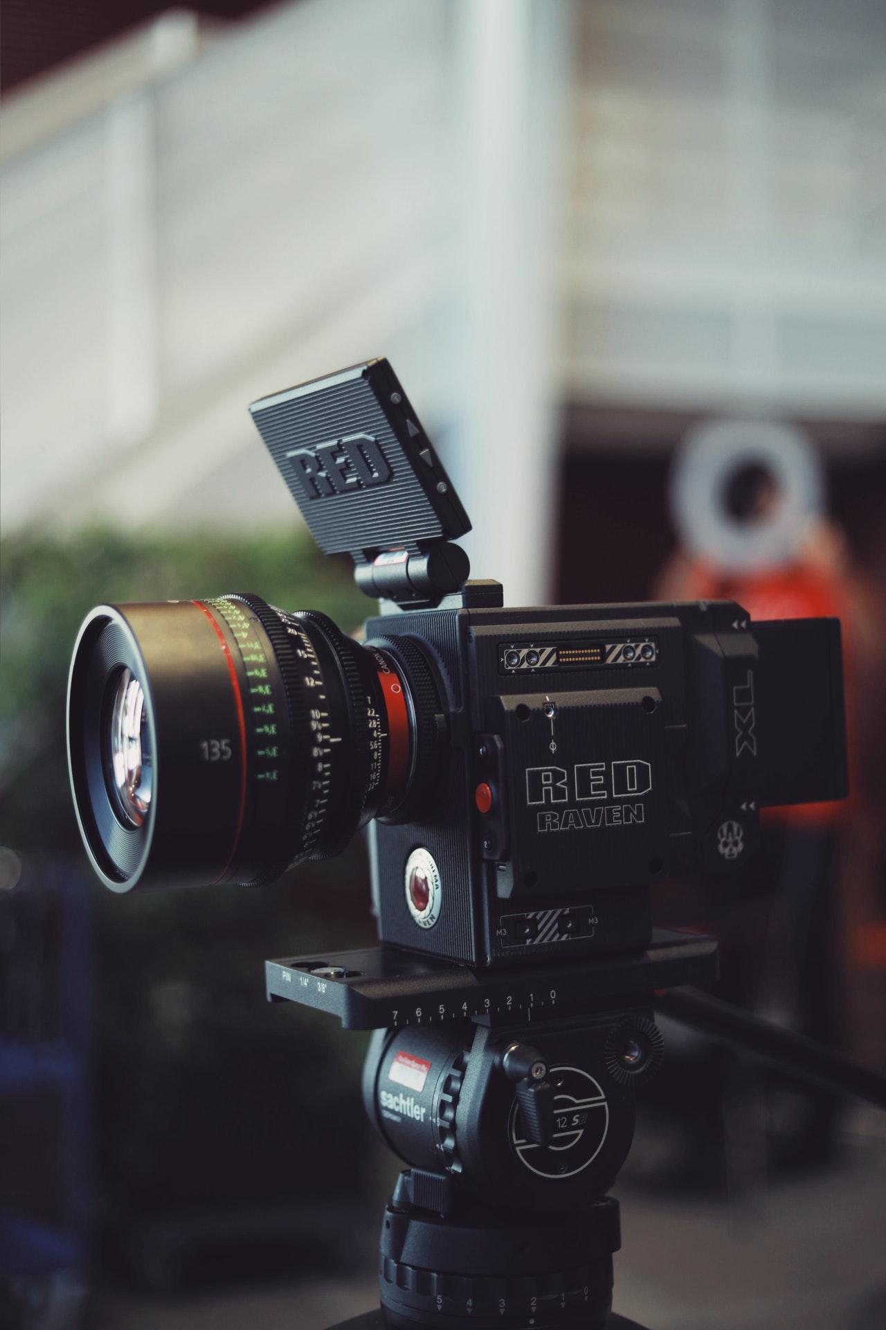 Upload a Big Video File Using Python