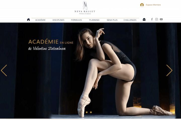 neva ballet, live stream, api.video
