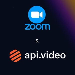 Live stream your Zoom call with api.video