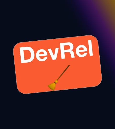 Developer Relations: Devoting time to housecleaning