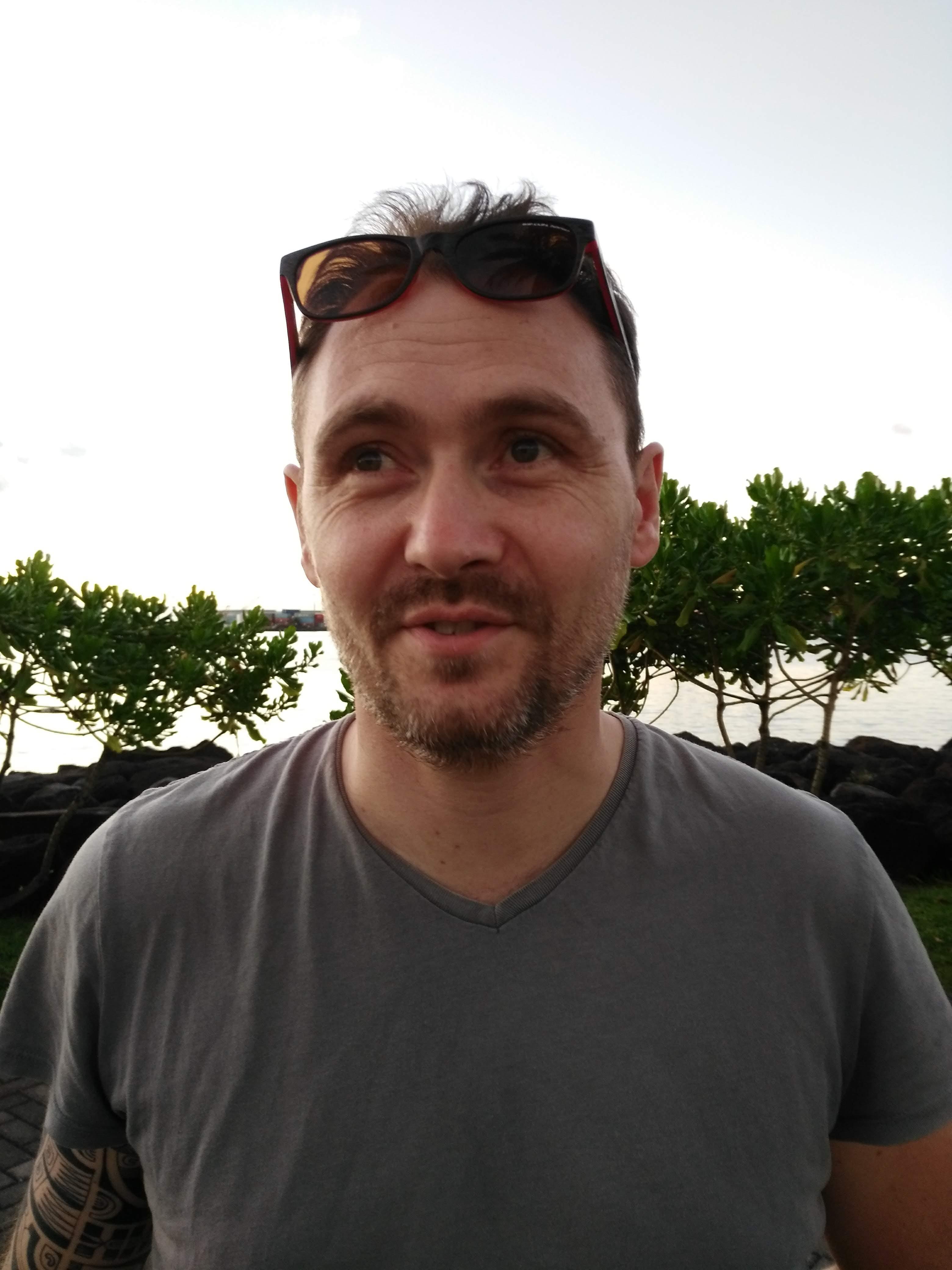 Stéphane Lasmartres