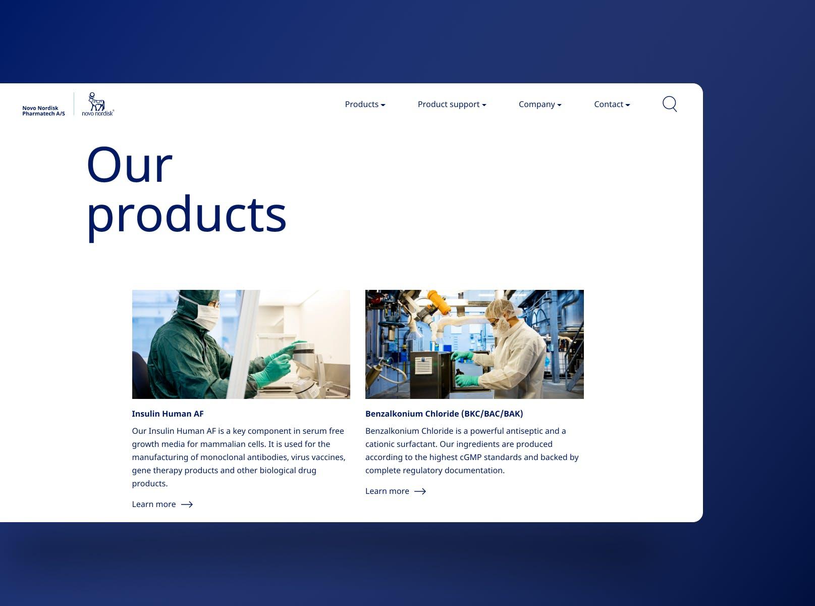 Novo Nordisk Pharmatech
