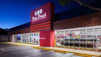 Pep Boys Store Front