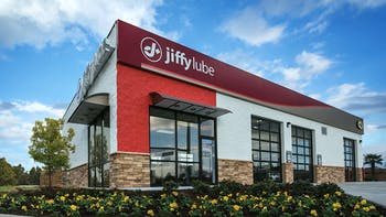Jiffy Lube Store Front