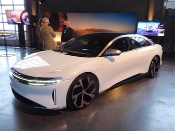 The Dream Edition is the company's $169,900 launch vehicle.