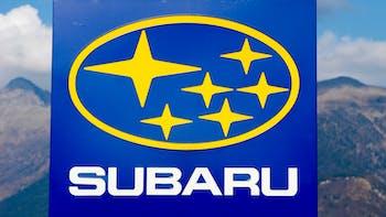 Logo of Subaru car dealer