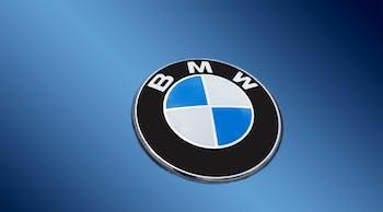 Logo of BMW car dealer
