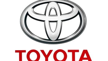 Logo of Toyota car dealer